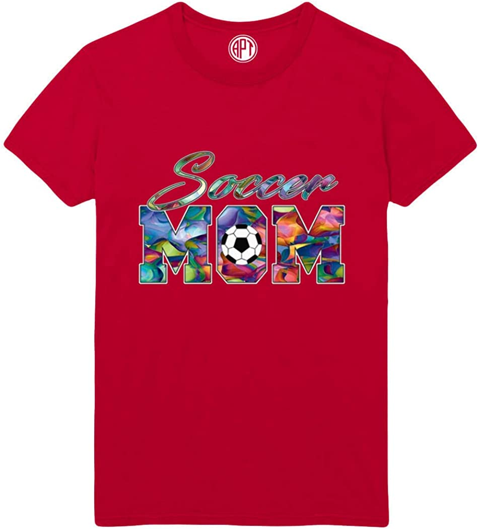 Soccer Mom Printed T-Shirt