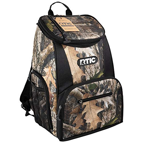RTIC Day Cooler Backpack (Kanati Camo)