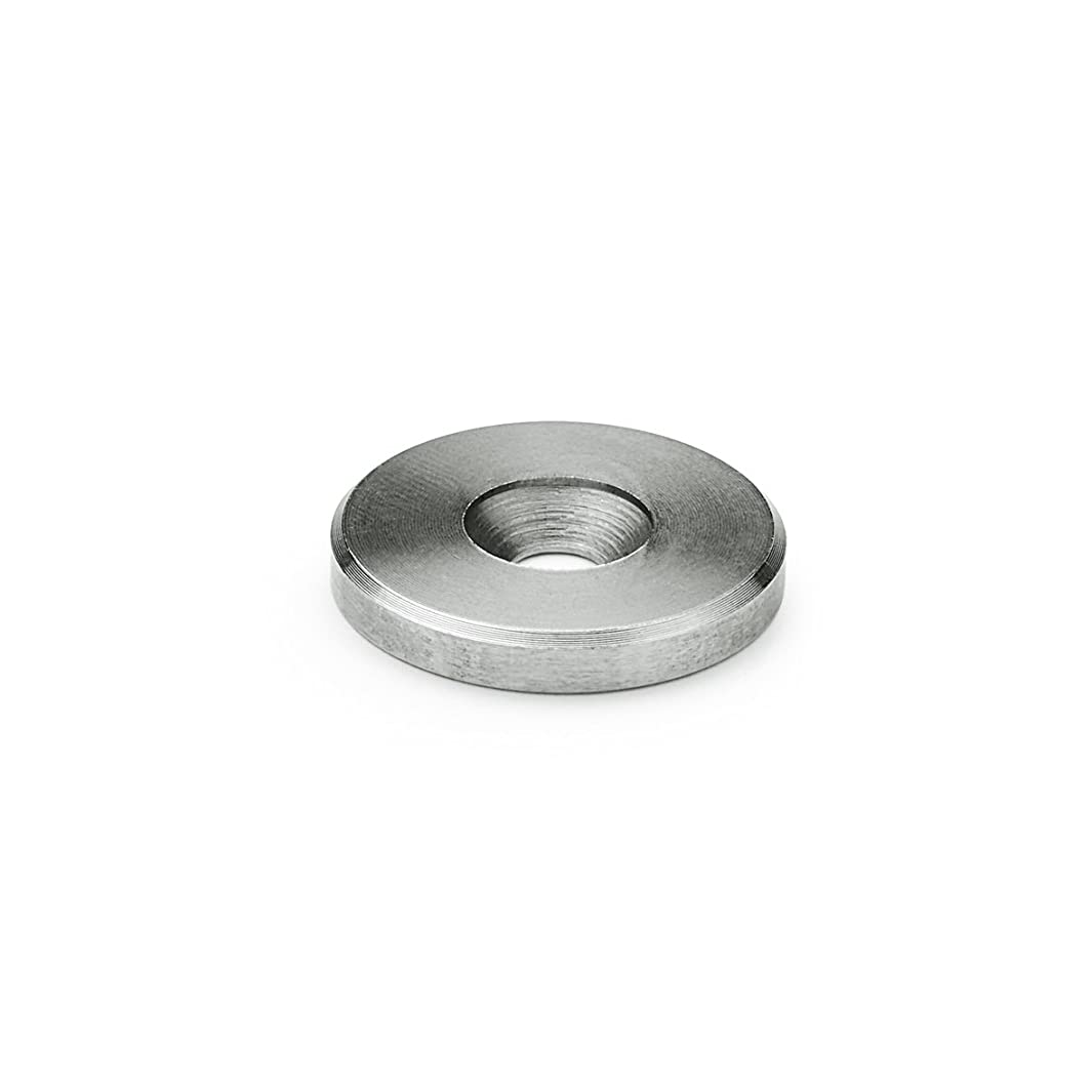 J.W. Winco 16WP09 Countersunk Washer, GN184.5, 16 mm OD x 40.3 mm ID, Stainless Steel