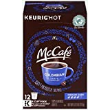 McCafé Colombian Medium Dark Roast K-Cup Coffee Pods (72 Pods, 6 Packs of 12)