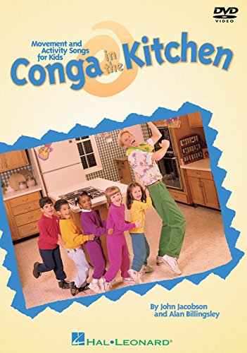 Conga in the Kitchen: Movement and Activity Collection [DVD]