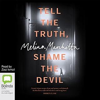 Tell the Truth, Shame the Devil cover art