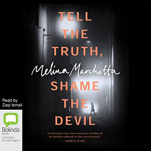 Tell the Truth, Shame the Devil cover art