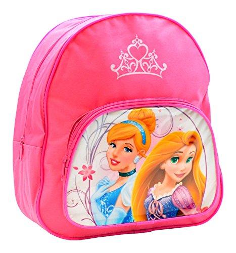 Disney Princesas rugzak capaciteit 30 x 8 x 28 cm kinderrugzak 30 cm, meerkleurig