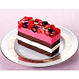 フレック いちごとブルーベリーのケーキ 6個入【冷凍】