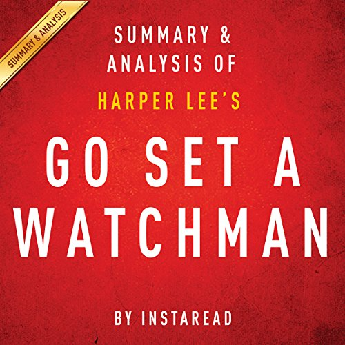 Go Set a Watchman by Harper Lee cover art