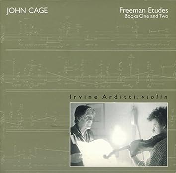 Cage: Freeman Études, Books 1 & 2