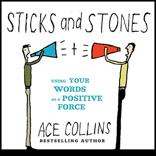 Sticks and Stones audiobook cover art