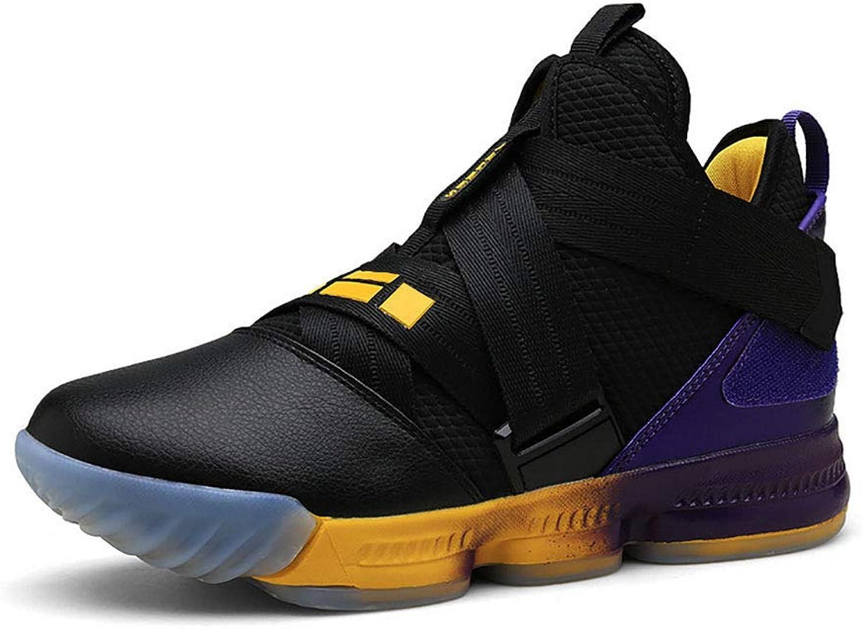 JIYE Basketball shoes Fashion Special high Elastic Soft Sports Sneakers
