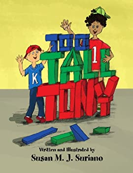 Paperback Too Tall Tony Book