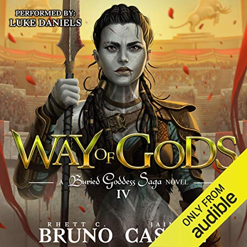 Way of Gods audiobook cover art