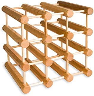 Best oak bottle rack Reviews