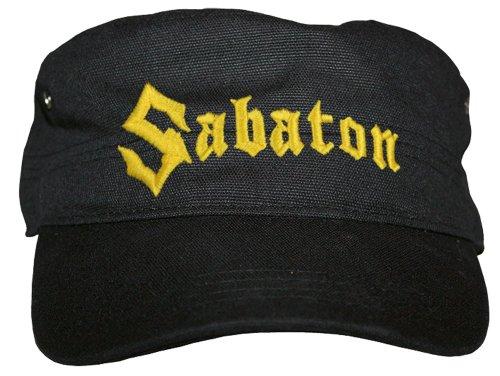 SABATON, Logo bestickt - Army Cap