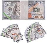 Ancestor Money, 130 piezas grandes de papel joss chino, dinero ancestral para quemar, fortalece la conexión con tu antepasado y trae buenas notas del banco del infierno Fortune Fortune