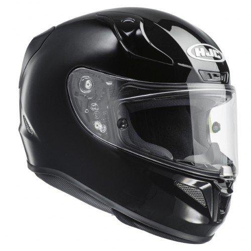 HJC Motorradhelm RPHA 11 Metal, Schwarz, Größe L