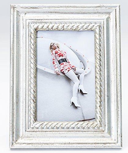 Kare Bilderrahmen Duchess Silver 10 x 15 cm