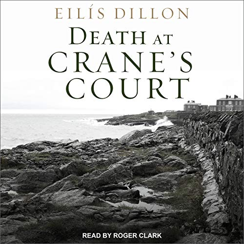 Death at Crane's Court audiobook cover art