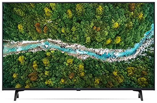 LG 43 inches 4K Ultra HD Smart LED TV