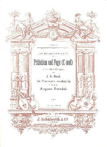 Präludium und Fuge c-Moll: für Klavier