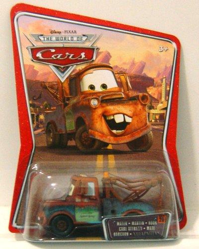 Disney Pixar Cars - World of Cars - Mater