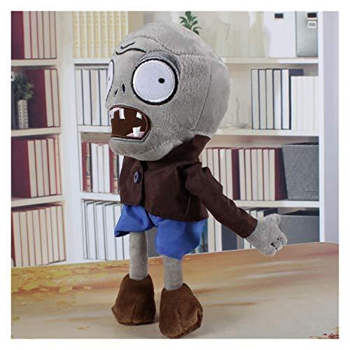 JUNMAIDZ Juguete de Peluche Zombies Link Toys 30cm Plumas PVZ VS Zombies Sombreros Pirate Duck Zombies Peluche Relleno Toys Doll Regalos para niños niños (Color : 10)