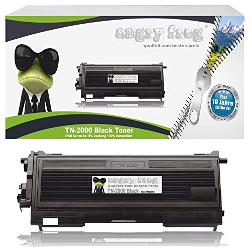 Black Toner für Brother TN-2000 HL-2030/2040/2070N DCP-7010/7025