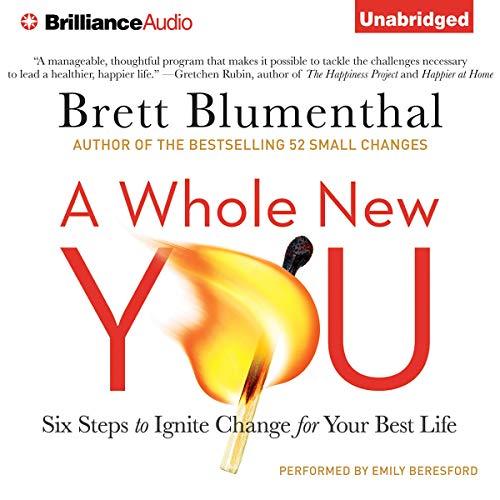Page de couverture de A Whole New You