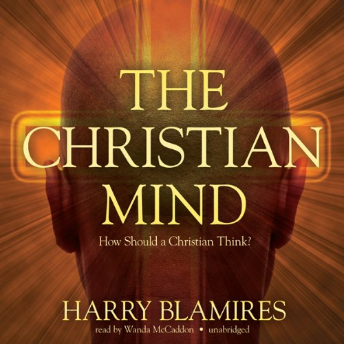 The Christian Mind audiobook cover art