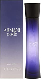 Giorgio Armani Code for Women Eau De Parfum Spray, 1.7 Fl Oz