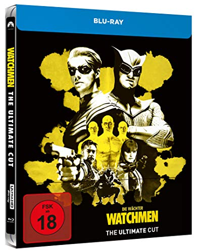 Watchmen - Ultimate Cut - Blu-ray - Steelbook