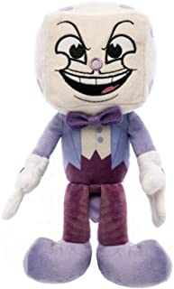 Funko Plush: Cuphead - King Dice Collectible Figure, Multicolor