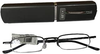 Foster Grant Lexington Unisex Reading Glasses Gunmetal +1.25
