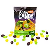 BREW CANDY | Hoppy IPA + Roasty Stout + Honey Ale | Great Craft Beer Gift for Beer Drinkers and...
