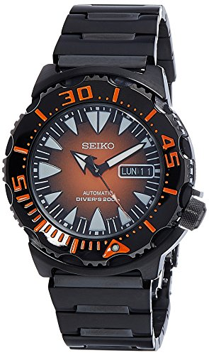 Seiko Monster SRP311K1 Orange