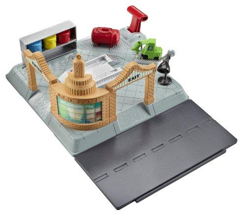 Cars 2 - Bdf77 - Véhicule Miniature - Radiador Spring Ramone`S Circuito Mattel