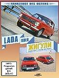 Lada oder Schigoli - Fahrzeuge des Ostens