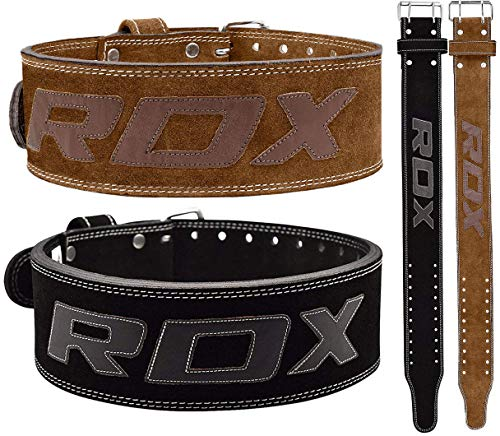 RDX Powerlifting Belt for Weight Lifting | Approved By IPL and USPA |...