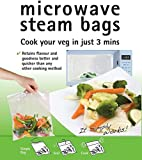 Toppits Steambags 10 pieces Flavor & Nutrition Retained Better Than Other Cooking Methods; Low Fat No Oil Or Butter Needed Super Simple Just Put Food In Bag, Seal & Cook. Save Money Over Prepackaged Steam Bags Cuts Cooking Time To 1/3 Of Stove Top Co...
