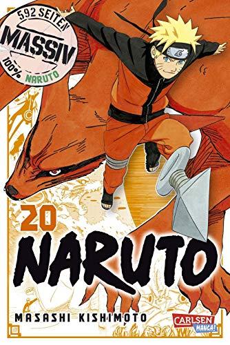 NARUTO Massiv 20: Die Originalserie als umfangreiche Sammelbandausgabe! (20)