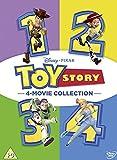 Toy Story 1-4 Boxset [DVD] [2019]