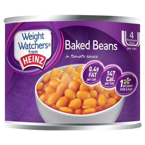 Heinz Weight Watchers Baked Beans 6x200g