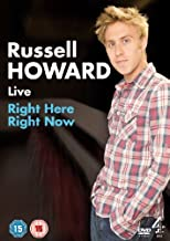 Russell Howard: Right Here Right Now [DVD] [Region 2] [UK Import]