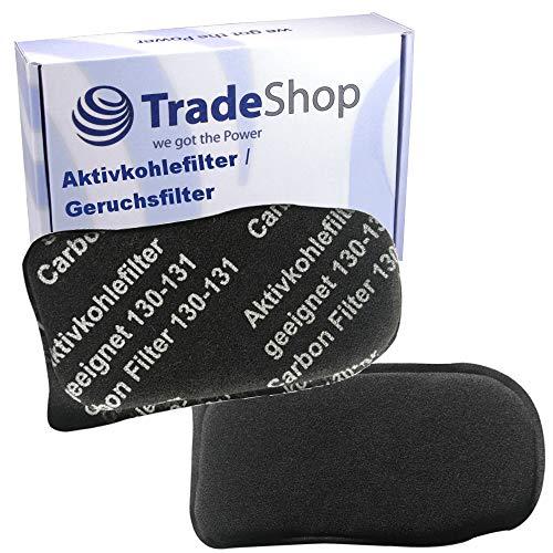 Filtre à charbon actif anti-odeurs pour Vorwerk VK130 VK131 VK131SC Kobold 130 Kobold 131 Kobold 131SC