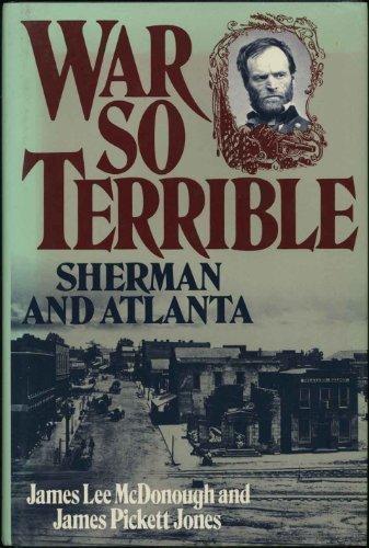 Price comparison product image War So Terrible: Sherman and Atlanta