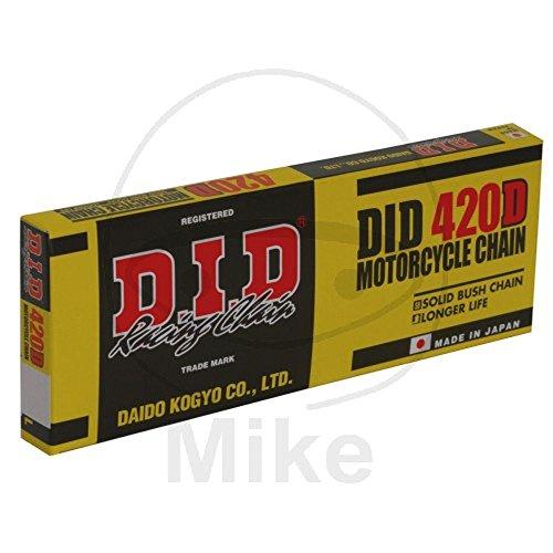DID Cadena 530/NZ abierto con clip Candado 112/eslabones est/ándar