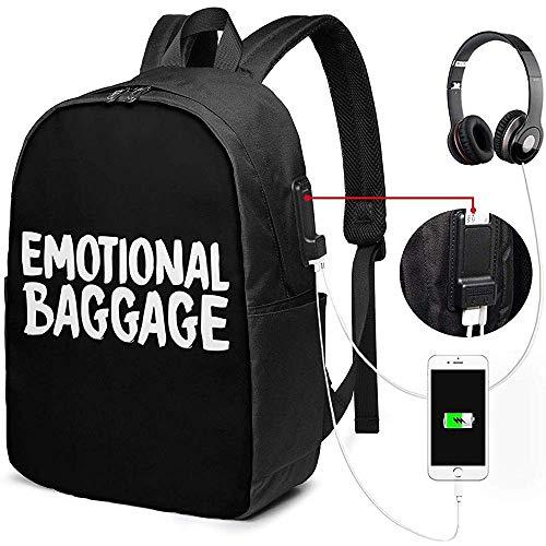 Travel Daypack,Mochilas Emocionales Premium Mochilas para Niños para Viajes Al Aire Libre 30cm(W) x43cm(H)