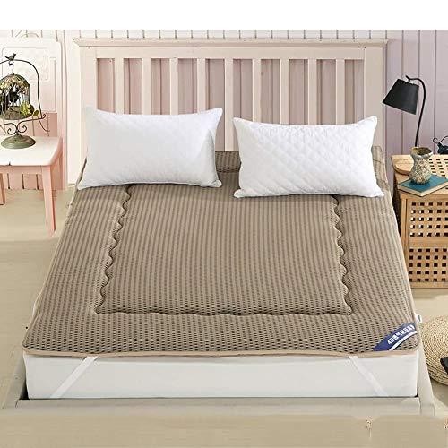 Purchase WJMLS Futon Mattress Japanese Floor Mattress Folding Tatami Floor Mat Portable Camping Mattress Floor Lounger Couch Bed Foldable Mattress for Sleep & Travel (Color : B, Size : 0.9m)