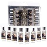 Aceites aromáticos – Set de regalo de aceite de morera – 5 x 9 ml de aceites perfumados de mora