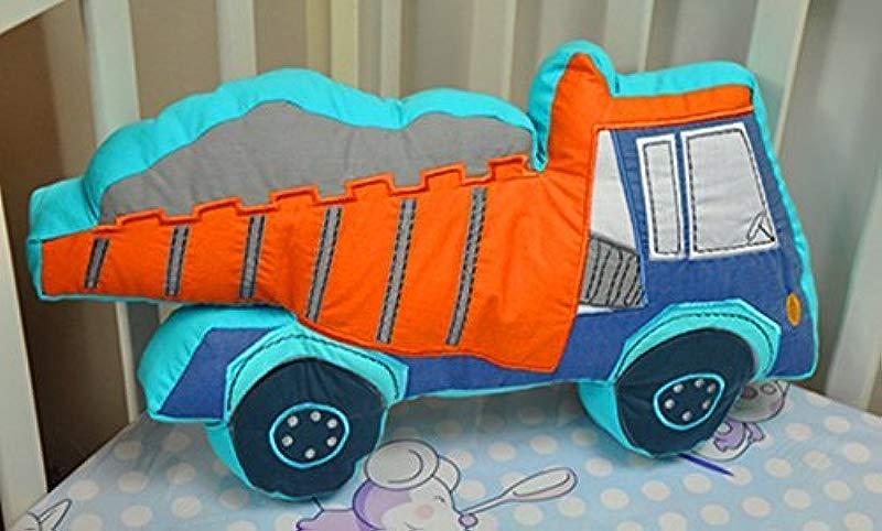 Auvo Throw Pillows Trucks Cars Dinosaur Kids Decorative Pillows 1