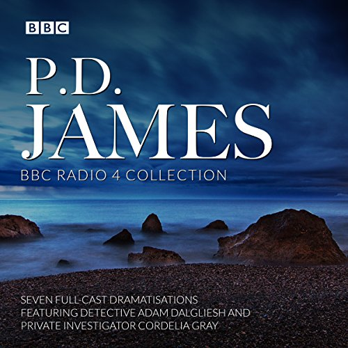 P. D. James BBC Radio Drama Collection     Seven Full-Cast Dramatisations              By:                                                                                                                                 P. D. James                               Narrated by:                                                                                                                                 Greta Scacchi,                                                                                        Hugh Grant,                                                                                        full cast,                   and others                 Length: 16 hrs and 37 mins     339 ratings     Overall 4.4